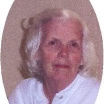 Faye Porter Blizzard