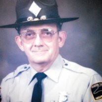 "Retired Trooper C.L. ""Buddy"" Haas"
