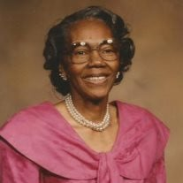 Dr. Mary Virginia Wallace-Reid