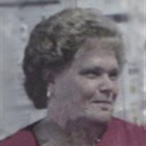 Mrs. Martha Suggs McLaughlin