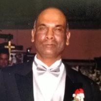 Mr.  Deo Mahadeo