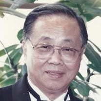 """Mr. Chao Hurng  """"Johnny"""" Wang"""