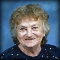 """Mrs. Mildred A. """"Buck's"""" Russell, age 80 of Middleton, Tennessee"""