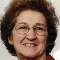 """Loretta """"Shirley"""" Broussard Hebert"""