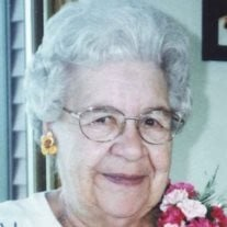 Louise Jeanette Lecheler