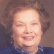 Mrs Barbara A. Munyan