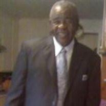 Emeritus Pastor James R. Tisdell Sr.