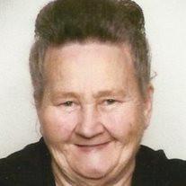 Audrey Powell Nall Obituary - Visitation & Funeral Information