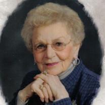Mrs. Flora (Toots) Golomb