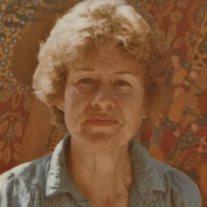 Jeanne Florence Leighton Lundberg Clarke