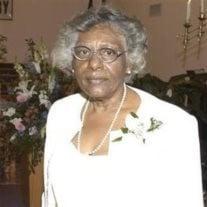 Mrs. Lillian Ruth Wimberly Wade Keith