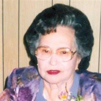Manuela Villarreal Chavez