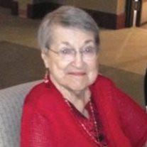Mrs. Priscilla Mae Carlson