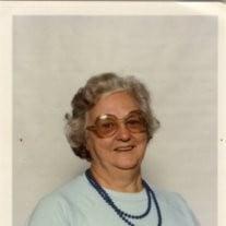 Josephine M Collison