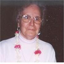 Bertha L. Broadbent