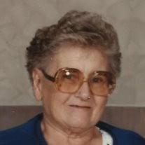 Dorothy Ann Evans