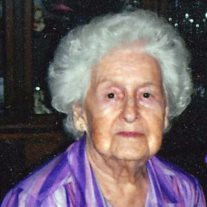 Edith Marie Hedgpeth