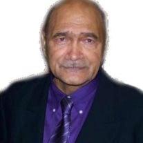 Mr. Alonzo Francis Evans