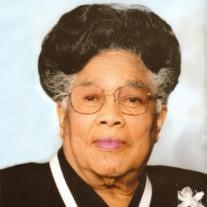 Mrs Minnie A. Lilly