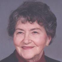 Edith Mae Lechenet