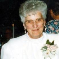 Mrs. Alverta Vera Thomas