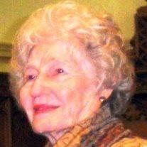 Mrs. Alice Eleanora Keefer