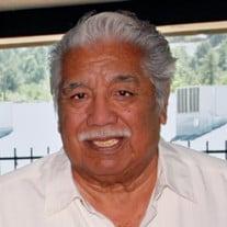 Mr.  Richard Joseph Alvarado Sr.