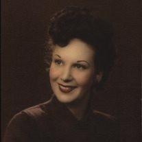 Marjorie Noreen Burns