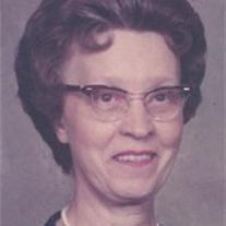 Elosie Napier