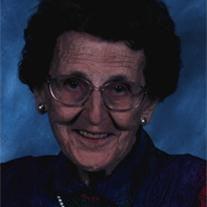 Hazel Robinette Mullins