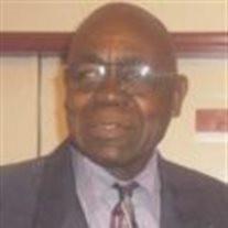 Sylvester Bellamy Sr.