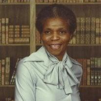 Mrs. Viola Scott