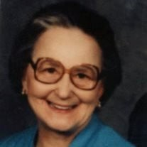 Virginia Bertha Bledsoe