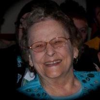 Mrs. Jaunita Burks Kiddy of Stantonville, TN