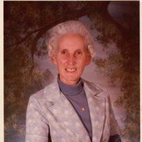 Mrs Edith Beryl Thomas