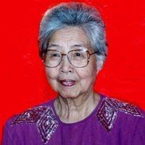 Gloria Chow-Wen Chang