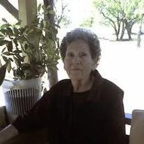Mrs. Mary Ella Dobbins Watson