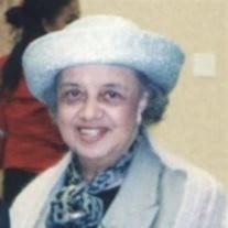 Nolia Mary Watkins