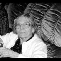 Nellie Elizabeth Pellicer Leth