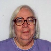Mrs. Anita Katherine Farris