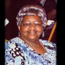 Mrs. Peggy  Barnett Daniel