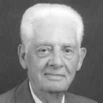 Mr. Edward Harman Cabaniss III