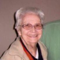 Clara Lou Coppock