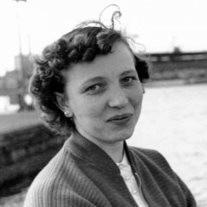 Mrs. Hildegard Lilli Rehbein