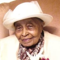 Mrs. Mamie Davis Witherspoon