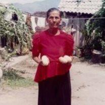 Maria Guadalupe Valencia