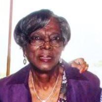 Ms. Willie Mae Walker