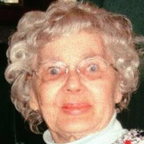 Mrs. Marie M. McCauley