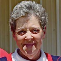 Jannie Sue Ham Severt
