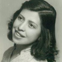 Ms. Dolores Montelongo